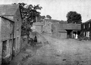 St Neot Bridge circa 1900