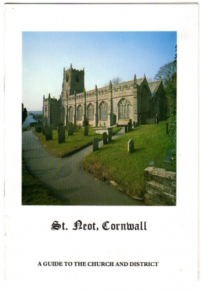 St Neot Church notes