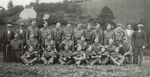 Home Guard St Neot World War II